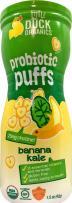 Little Duck Organic Banana & Kale Real Fruit Puffs