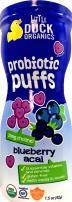 Little Duck Organic Blueberry & Acai Puffs