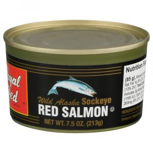 Royal Red Salmon