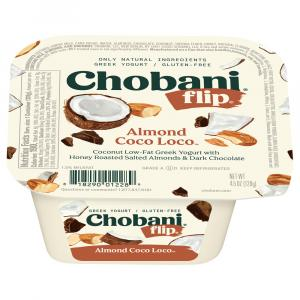 Chobani Flip Coconut W/dark Chocolate & Toasted Almonds