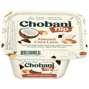 Chobani Flip Coconut W/dark Chocolate & Toasted Almonds