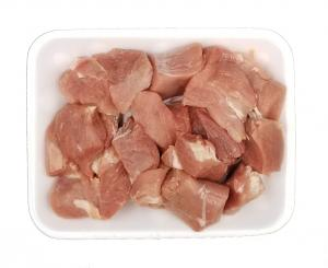 Hannaford All Natural Pork Tenderloin Tips