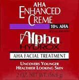 Alpha Hydrox Aha Enhanced Creme
