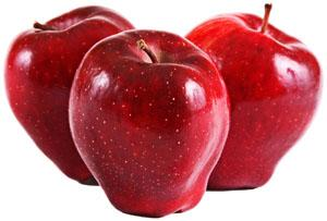 Jumbo Red Delicious Apples
