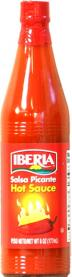Iberia Salsa Picante Hot Sauce