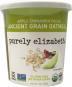 Purely Elizabeth Apple Cinnamon Grain Oatmeal Cereal Cup
