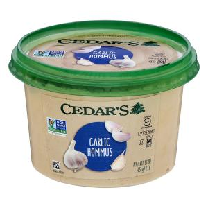 Cedar's Garlic Lover's Hommus
