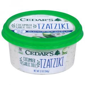 Cedar's Cucumber & Garlic Tzatziki