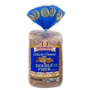 Arnold Whole Grain Classic Double Fiber Whole Wheat Bread