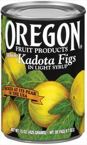 Oregon Kadota Figs In Light Syrup