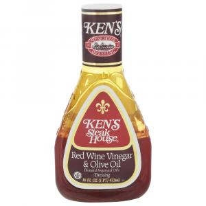 Ken's Red Wine Vinegar & Oil Salad Dressing