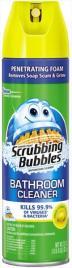 Scrubbing Bubbles Citrus Scent Aerosol