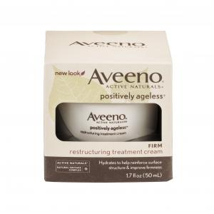 Aveeno Positively Ageless Firming Night Cream