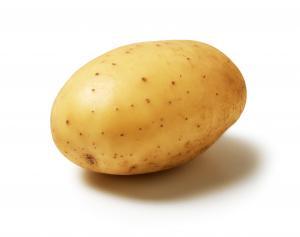 California Long White Potatoes