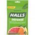 Halls Defense Assorted Citrus Vitamin C Drops
