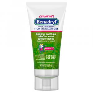 Benadryl Kids Anti Itch Gel