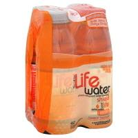 Sobe Orange Tangerine Life Water