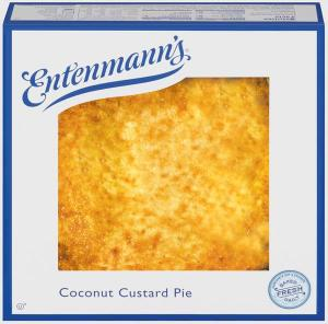 Entenmann's Coconut Custard Pie
