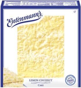 Entenmann's Lemon Coconut Cake
