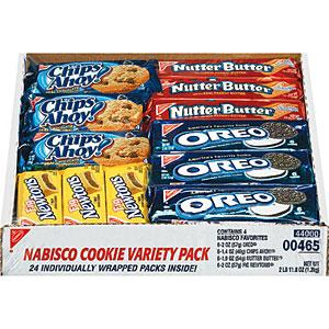 Nabisco Single Serve Variety Pack